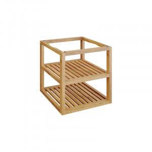 Insert storage pro ofyr bois de teck petit