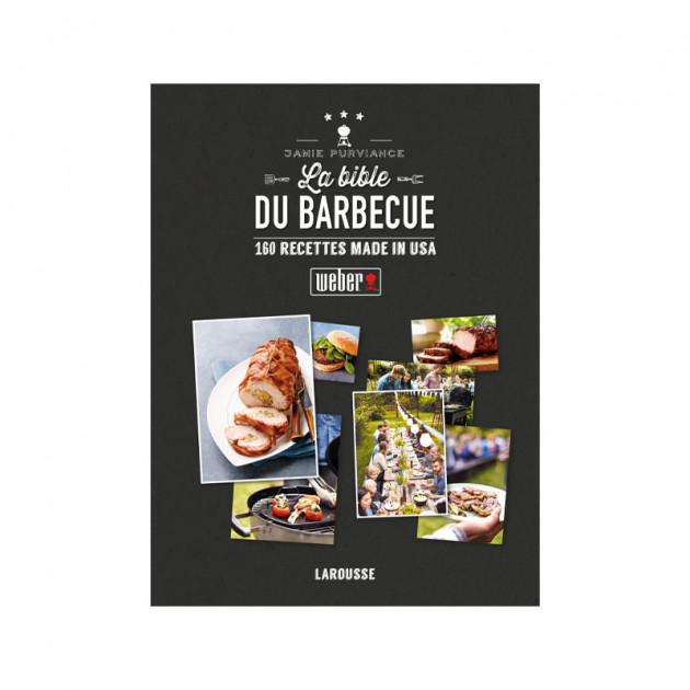 Livre La Bible du Barbecue - Weber