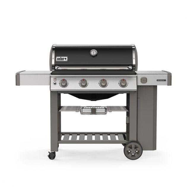 Barbecue gaz Weber Genesis 2 E-410 GBS Noir 4 brûleurs