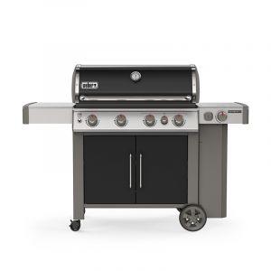 Barbecue gaz Weber Genesis 2 EP-435 GBS Noir 4 brûleurs + 1 latéral