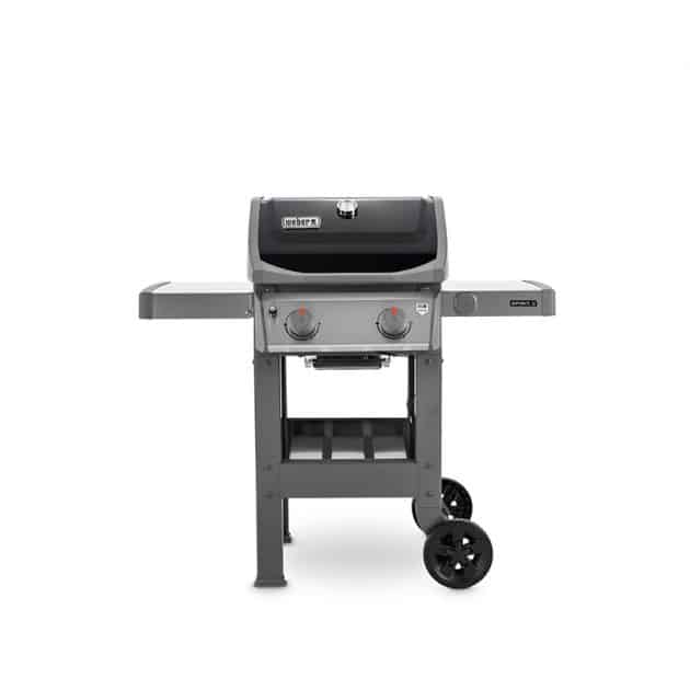 Barbecue gaz Weber Spirit 2 E-210 GBS Noir 2 brûleurs