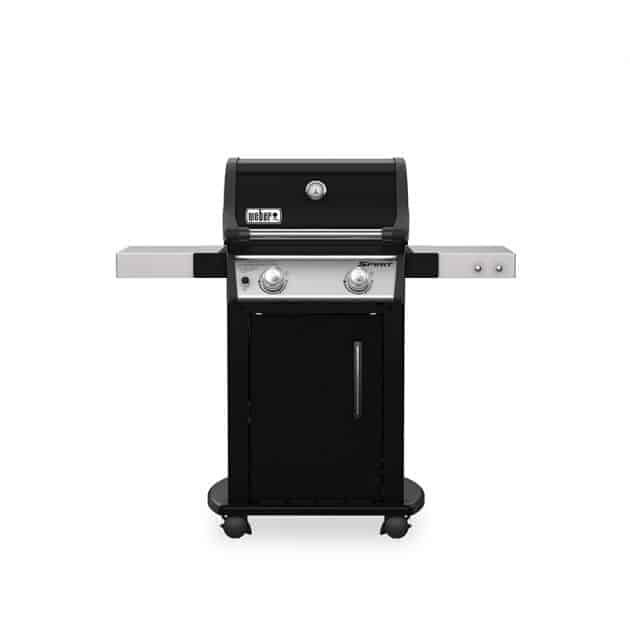 Barbecue gaz Weber Spirit E-215 Noir 2 brûleurs