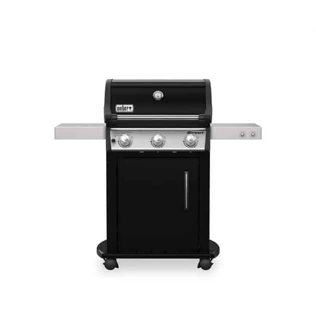 Barbecue gaz Weber Spirit E-315 Noir 3 brûleurs