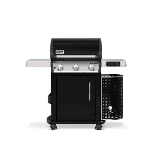 Barbecue gaz Weber Spirit EPX-315 Noir 3 brûleurs