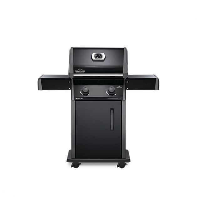 Barbecue gaz Napoléon Rogue 365 Noir 2 brûleurs