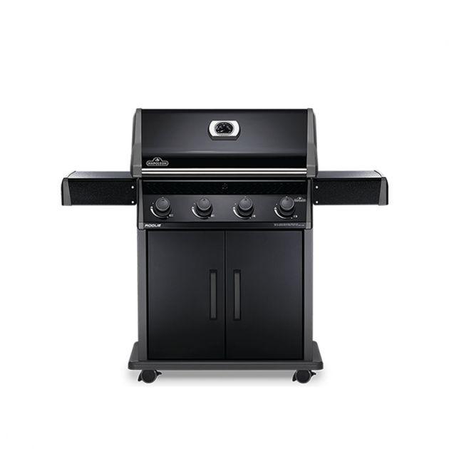 Barbecue gaz Napoléon Rogue 525 Noir 4 brûleurs