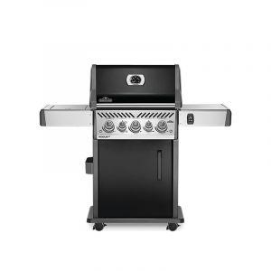 Barbecue gaz Napoléon Rogue SE425 Noir 3 brûleurs + 1 latéral + 1 arrière