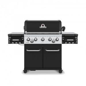 Barbecue gaz Broil King Regal 590 Noir 5 brûleurs + 1 latéral + 1 arrière