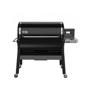 Barbecue fumoir à pellets Weber SmokeFire EX6 noir