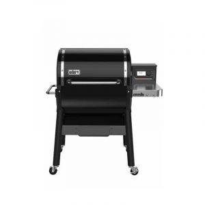 Barbecue fumoir à pellets Weber SmokeFire EX4 noir