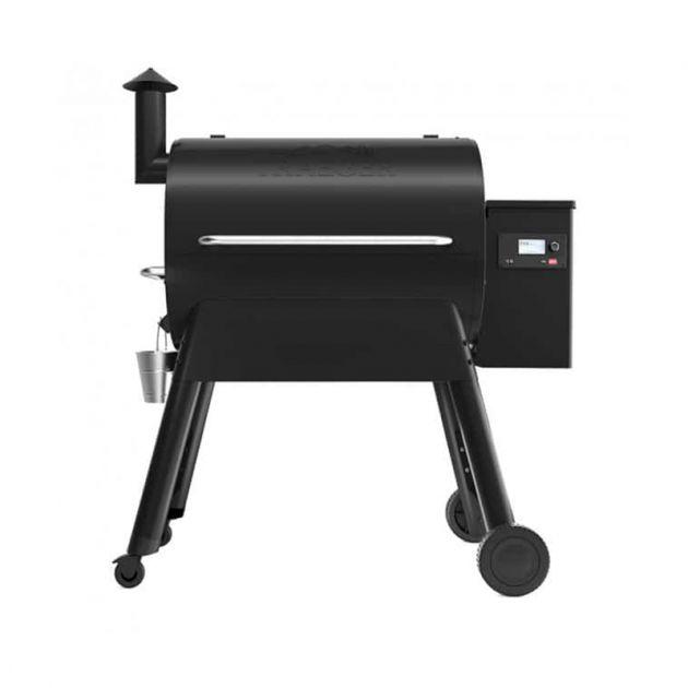 Barbecue fumoir à pellets Traeger Pro 780 noir