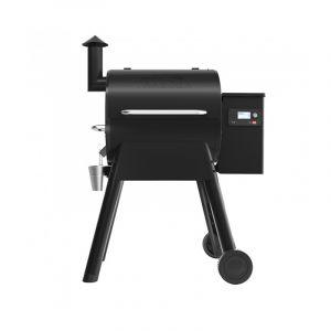 Barbecue fumoir à pellets Traeger Pro 575 noir