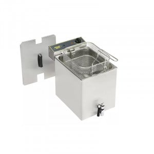 Friteuse Roller Grill Inox 8L