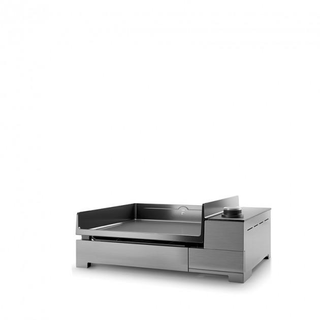 Plancha électrique Forge Adour Premium 45 inox
