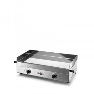 Plancha électrique inox Krampouz Design Double 2 feux 65X40