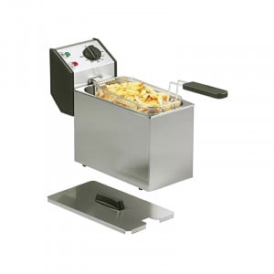 Friteuse encastrable Roller Grill inox 5L