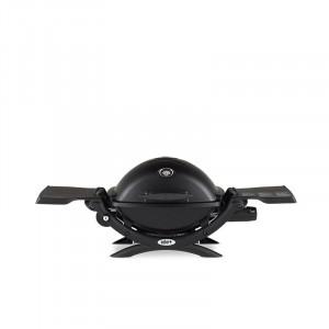 Barbecue gaz portable Weber Q1200 Noir 2 brûleurs