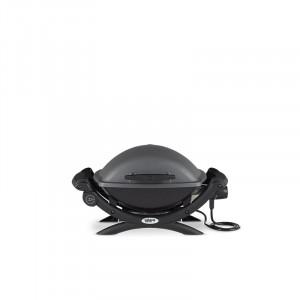 Barbecue électrique Weber Q1400 gris anthracite
