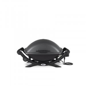 Barbecue électrique Weber Q2400 gris anthracite
