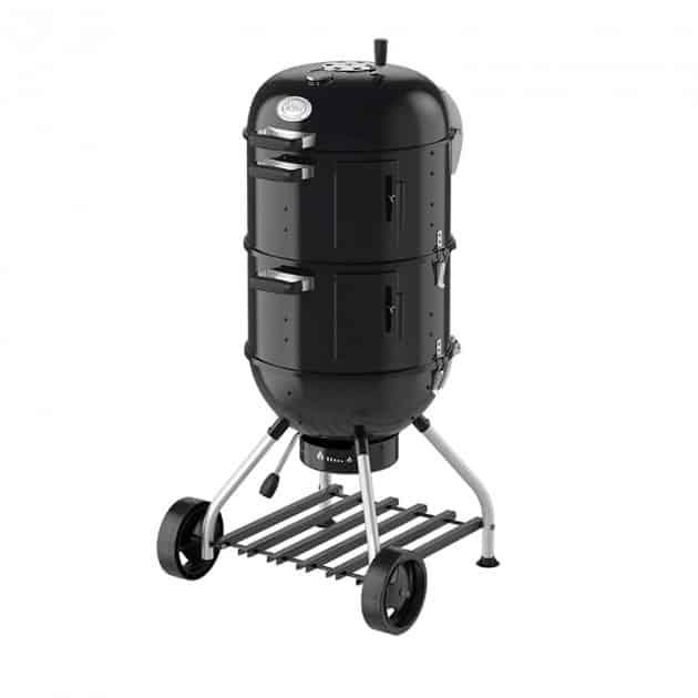 Barbecue fumoir Rösle 1F50 noir