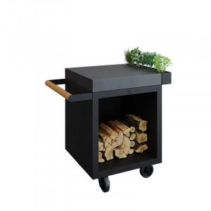 Table Pro 65 Black Ofyr Céramique