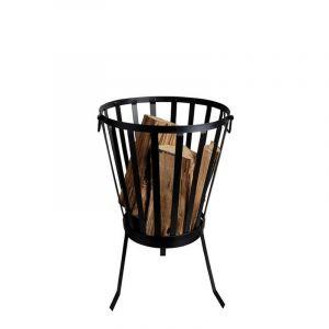 Brasero de jardin corbeille Panier à feu 35 cm
