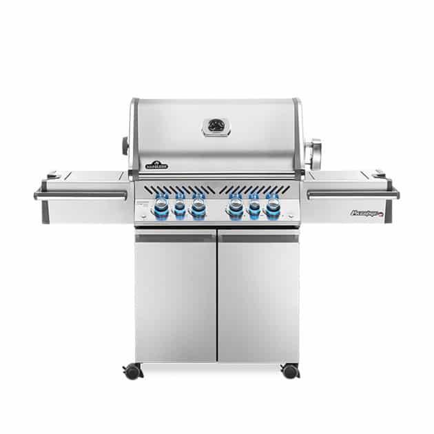 Pack system barbecue gaz Napoléon Pro 500