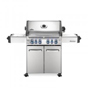 Pack Promo barbecue gaz Napoléon Prestige 500 4 brûleurs + 1 rôtissoire