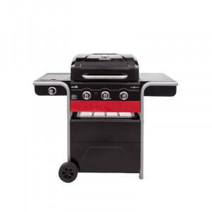 Pack Promo Barbecue gaz et charbon Char-Broil Gastocoal 330