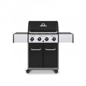 Pack Promo barbecue gaz Broilking Crown 420
