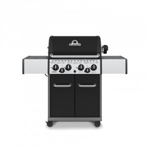 Pack promo Broil King Crown 490 tablettes fixes