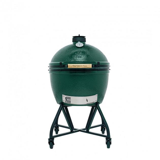 PACK N° 106 : Barbecue Kamado Big Green Egg XL sur chariot