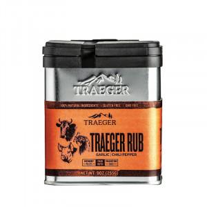 Rub Traeger - Ail et piment