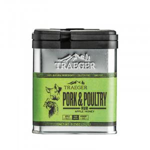 Rub Traeger Pork & Poultry - Pomme et miel