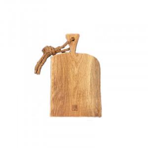 Planche à découper en chêne massif 37 x 19 cm