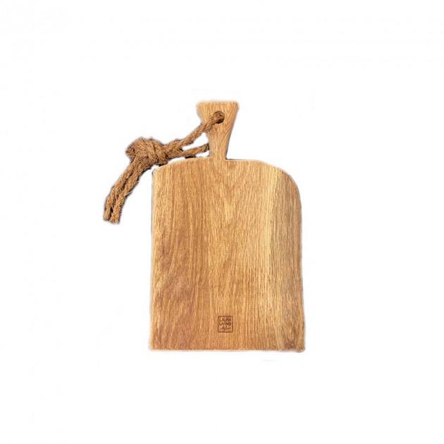 Planche à Découper LAURA LIVING DESIGN Robust en Chêne 37 x 19