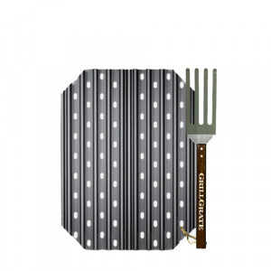 Grille pour kamado Grill Grate 38 cm