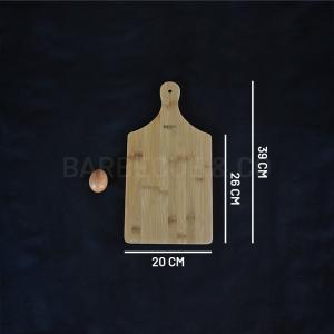 Planche à découper en bambou 39 x 20 cm