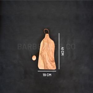 Planche à découper en olivier 41 x 19 cm