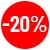 Remise de 20%