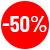 Remise de 50%
