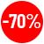 Remise de 70%