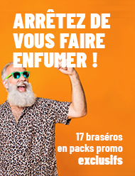 Packs promo exclusifs de barbecues de Barbecue&Co