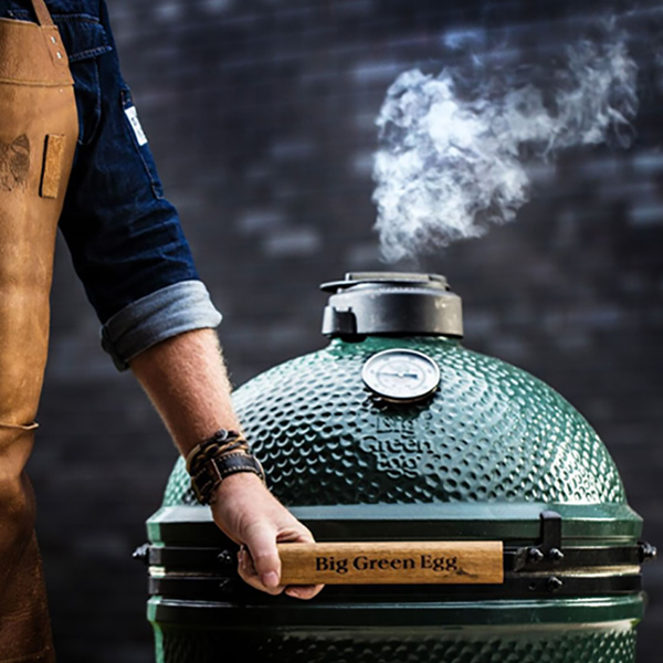 Barbecues kamados et accessoires Big Green Egg