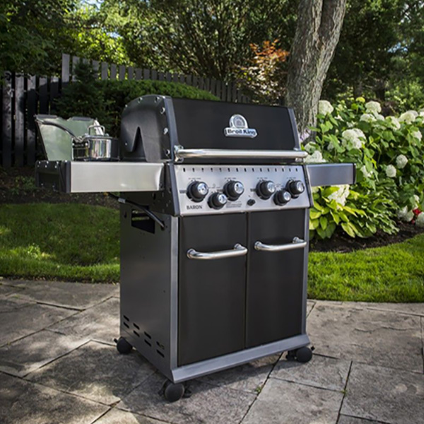 Barbecues et accessoires Broilking