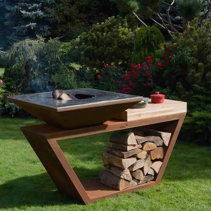 Barbecues braseros et accessoires Ofyr