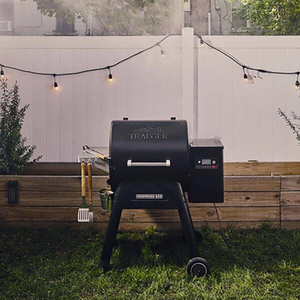 Barbecues à pellets et accessoires Traeger
