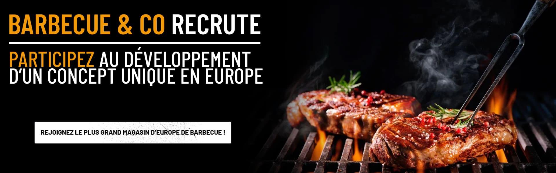 Barbecue & Co Recrute